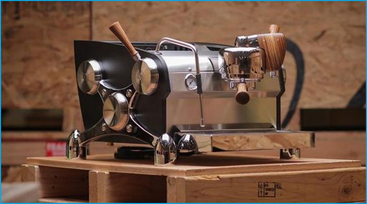 Mẫu máy pha cà phê Slayer Espressor 1 group