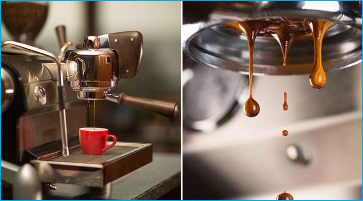 Máy pha cà phê Slayer Espressor 1 group có thiết kế hiện đại