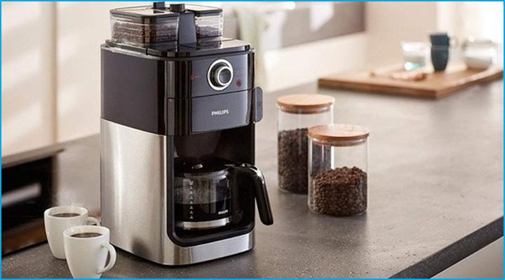 Tổng quan về máy pha cà phê
