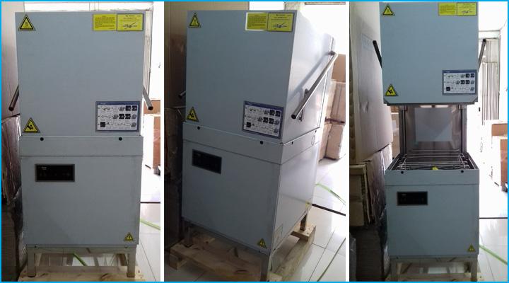 Hình ảnh thực tế của máy rửa chén H600