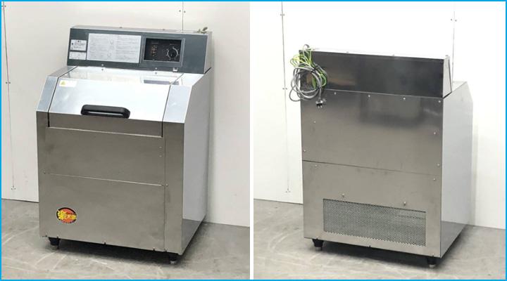Máy rửa vỉ nướng BBQ GRC-35B có thiết kế nhỏ gọn, cấu tạo từ chất liệu bền đẹp