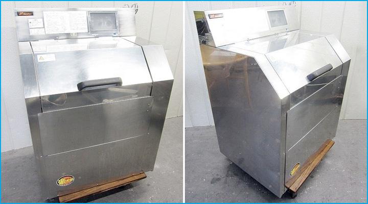 Máy rửa vỉ nướng BBQ GRC-55C có thiết kế đẹp mắt, được làm từ chất liệu bền đẹp
