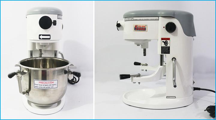 Tổng quan về máy trộn bột Spar Mixer SP-502