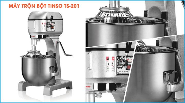 Máy trộn bột Tinso TS-201