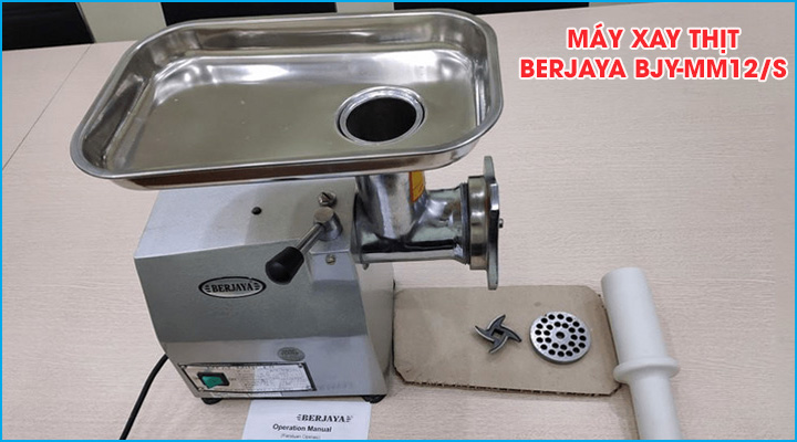 Máy xay thịt công nghiệp Berjaya BJY-MM12/S