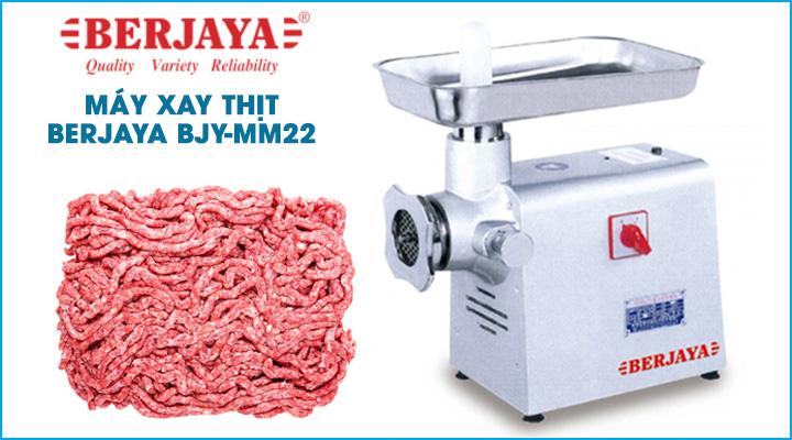 Máy xay thịt công nghiệp Berjaya BJY-MM22