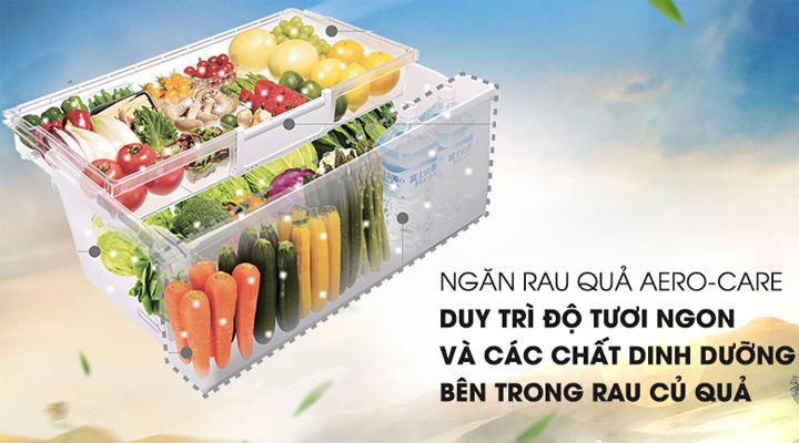 Ngăn chứa rau củ quả Aero - Care