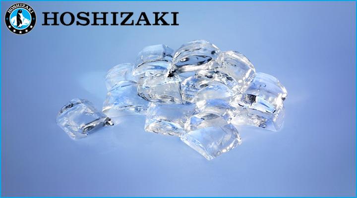 Máy làm đá Hoshizaki KM-590DJ tạo ra nguồn đá viên an toàn và tinh khiết