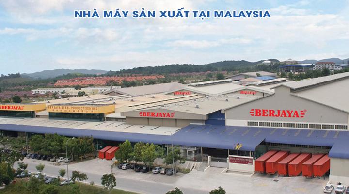 Tủ đông Berjaya được sản xuất tại Malaysia