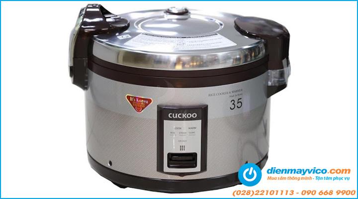 Nồi nấu cơm công nghiệp Cuckoo
