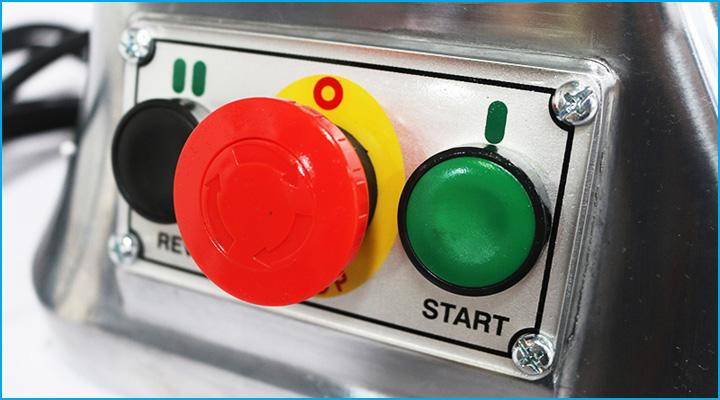 Các nút điều khiển dễ sử dụng
