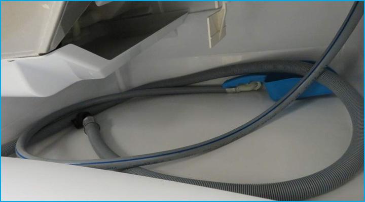Ống dẫn nước có thể tháo lắp dễ dàng
