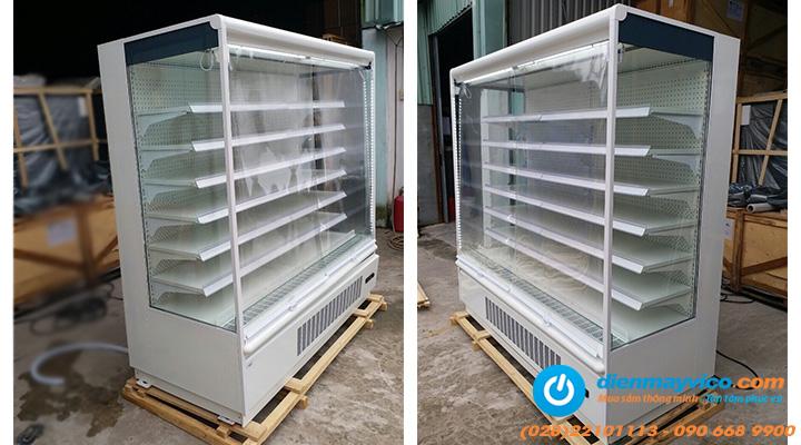 Tủ mát siêu thị The Cool ANGELA 194 có hệ thống làm lạnh hiện đại