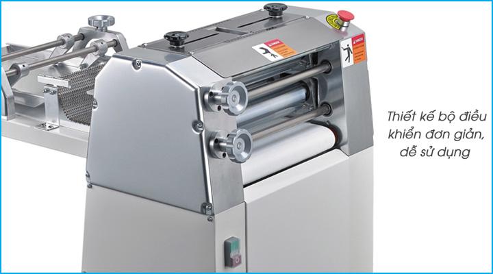 Bộ điều khiển của máy se bột Torng Yuen 420L dễ sử dụng