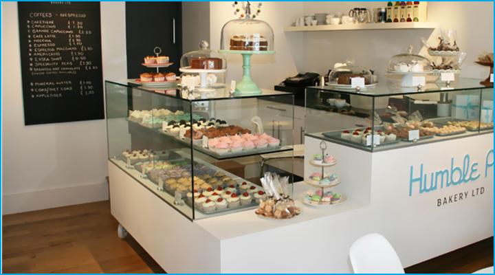 Tiệm bánh hoạt động với quy mô và số vốn nhỏ