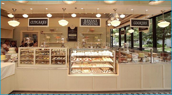 Tiệm bánh có quy mô hoạt động lớn với số vốn đầu tư lớn