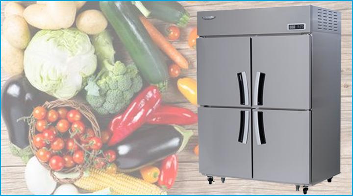 Tủ mát Lassele có tính năng làm lạnh hiện đại