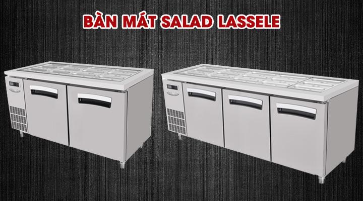 Bàn mát salad Lassele