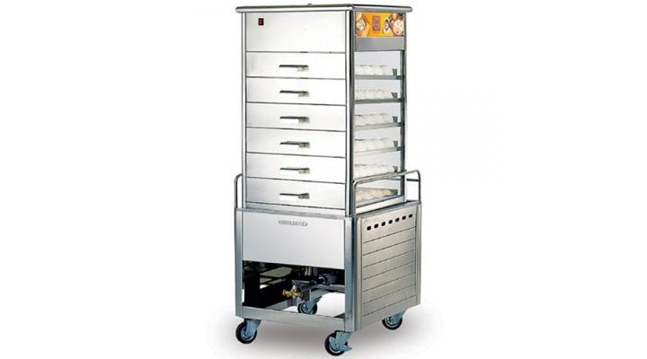 Mẫu tủ hấp bánh Berjaya ESM66