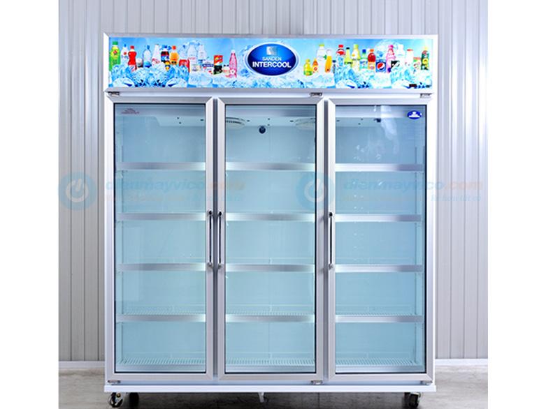 Tủ mát làm lạnh nhanh và đều