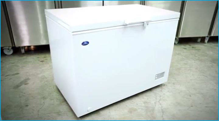 Tổng quan tủ đông Sanden Intercool SNH-0355