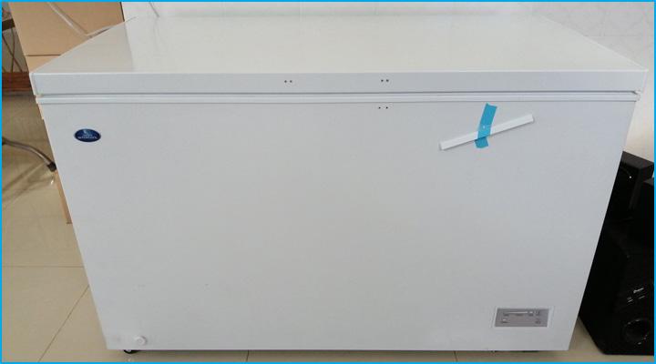 Tổng quan về tủ đông Sanden Intercool SNH-0455