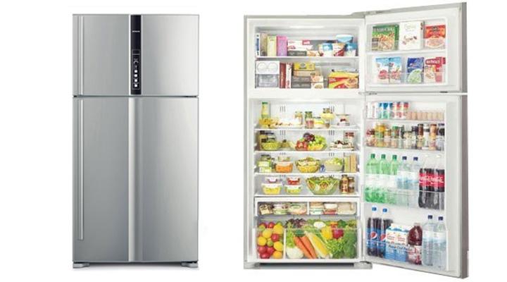 Tổng quan về tủ lạnh Hitachi R-V720PG1X