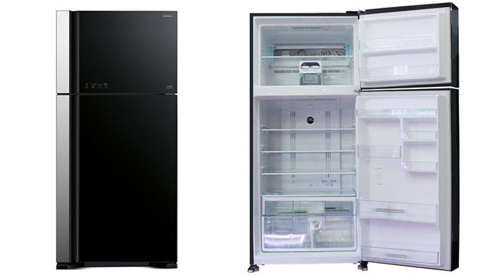 Tổng quan về tủ lạnh Hitachi R-VG660PGV3