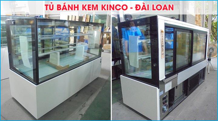Tủ bánh kem Kinco - Đài Loan