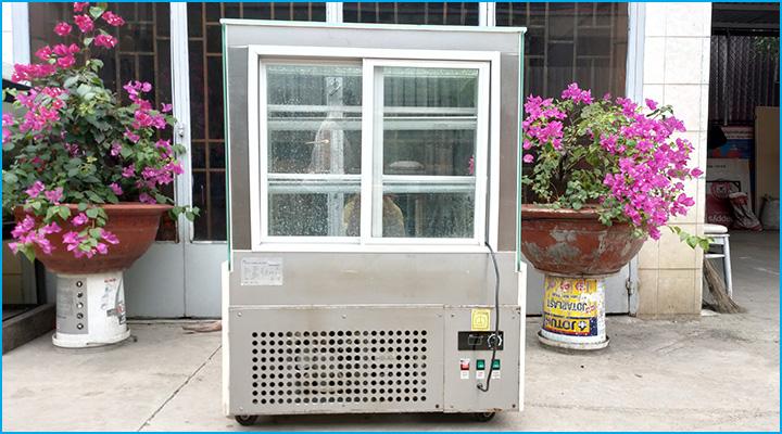 Hệ thống làm lạnh bằng máy nén nhập khẩu