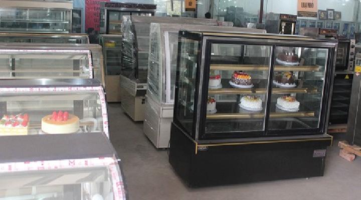 Tủ bánh kem thanh lý