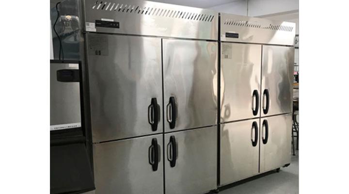 Tủ mát có thiết kế bền đẹp, làm lạnh nhanh sâu