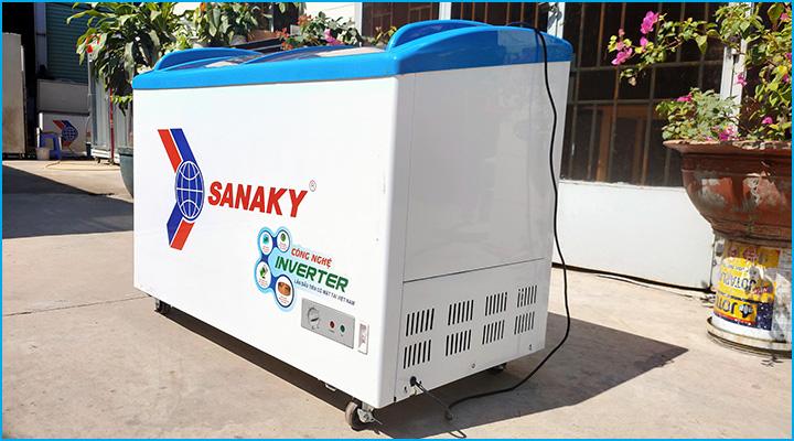 Hệ thống làm lạnh nhanh tiết kiệm điện năng