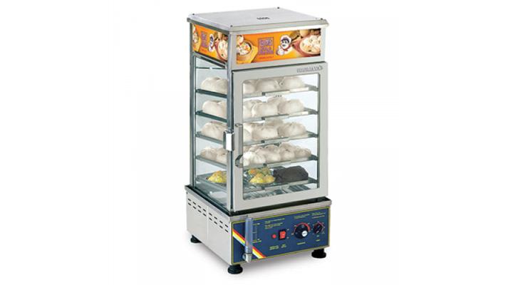 Mẫu tủ hấp bánh bao Berjaya ESM44