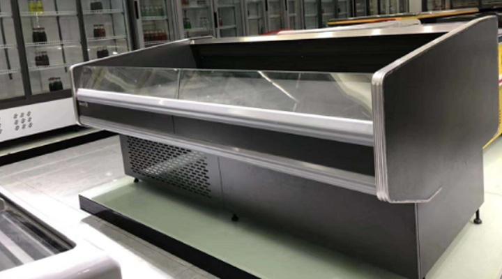 Tủ mát trưng bày thịt cá tươi sống sử dụng máy nén cao cấp