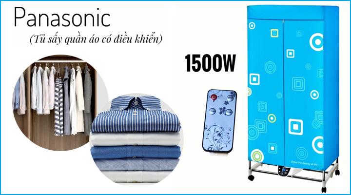 Tủ sấy quần áo Panasonic HD-882F