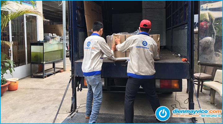 Giao hàng và lắp đặt thiết bị bếp công nghiệp tận nơi, nhanh chóng và miễn phí tại HCM