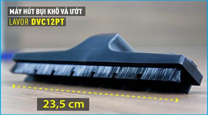 Bàn hút Máy hút bụi khô và ướt Lavor DVC 12PT