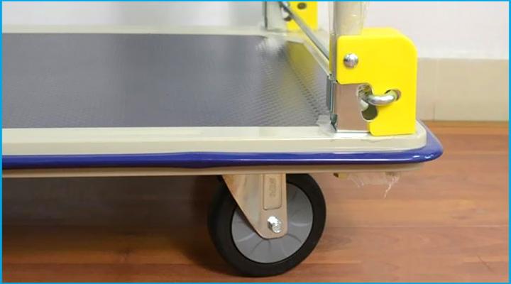 Bánh xe của xe đẩy hàng Sumo HG-310C