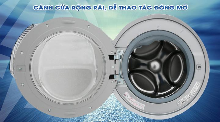 Cánh cửa Máy giặt Electrolux Inverter EWF8024ADSA 8 kg
