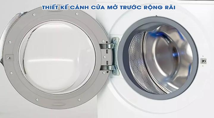 Cánh cửa Máy giặt Electrolux Inverter EWF8025BQWA 8 kg