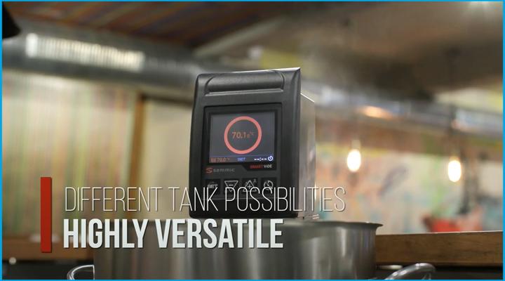 Chi tiết Máy nấu chậm SmartVide 5