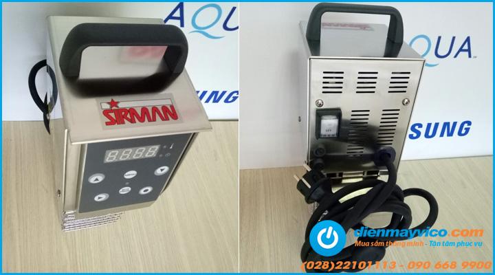 Chi tiết Máy nấu chậm Sirman SOFTCOOKER Y09