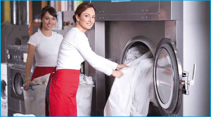 Cung cấp hóa chất tiệm giặt ủi