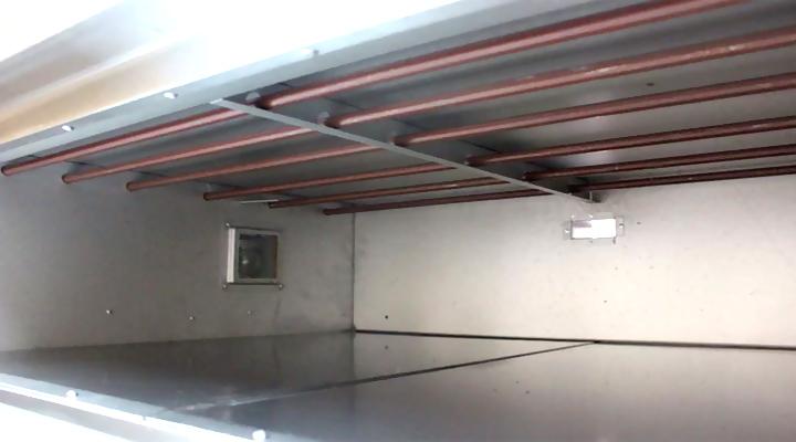 Điện trở Lò nướng bánh 2 tầng 4 khay Southstar dùng điện