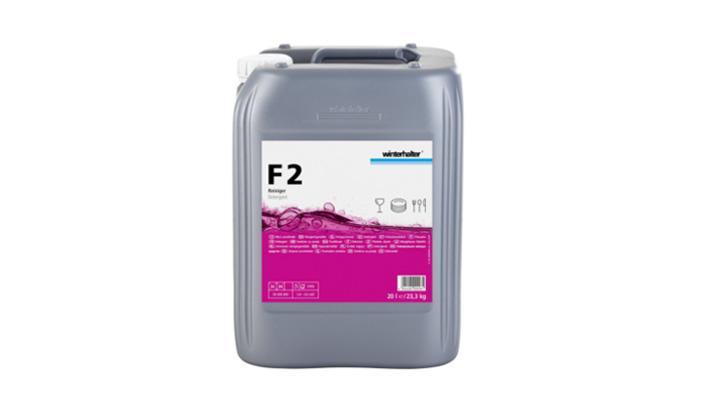 Hóa chất rửa chén Winterhalter F2