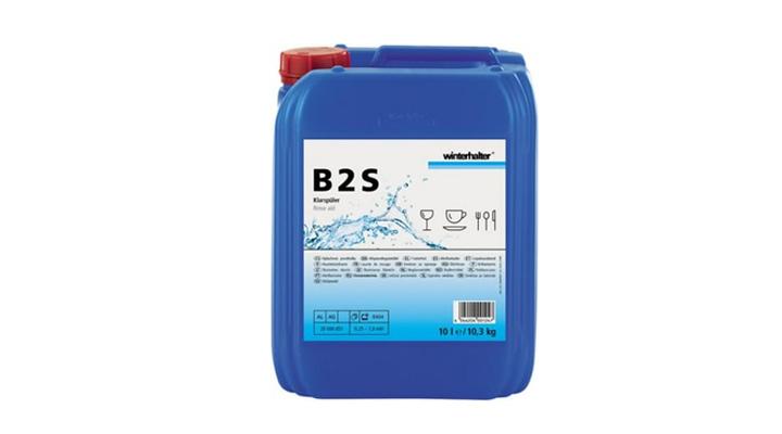 Hóa chất tráng chén Winterhalter BS2