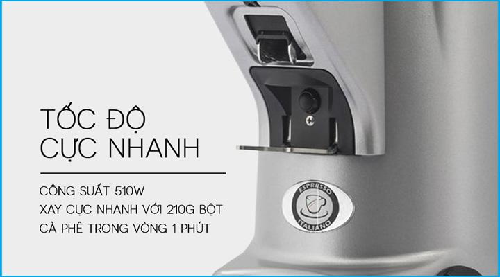 Hình ảnh Máy xay cà phê Eureka Zenith 65E High Speed