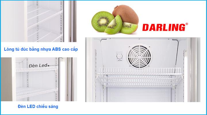 Hình chi tiết Tủ mát Darling DL-2800A