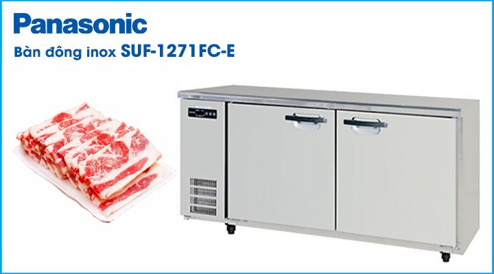 Hình mô tả Bàn đông Panasonic SUF-1571FC-E 1m5